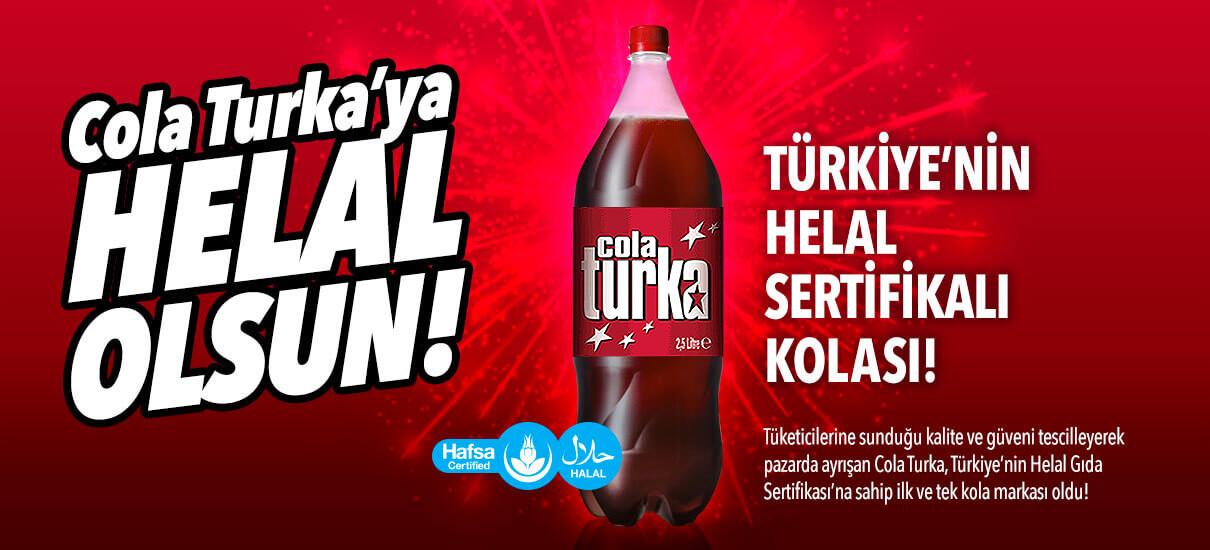 Cola Turka Banner